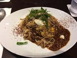 カカオ風味のスパゲティー ボロネーゼ03.jpg